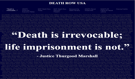 """Viz: """"Death Row USA"""""""