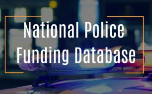 The National Police Funding Database